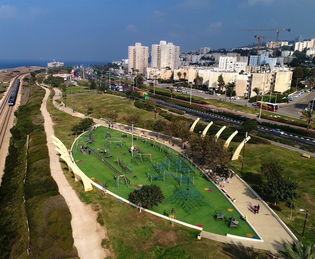 חיפה, פארק הכט- טיילות פארקים וטבע עירוני (10)