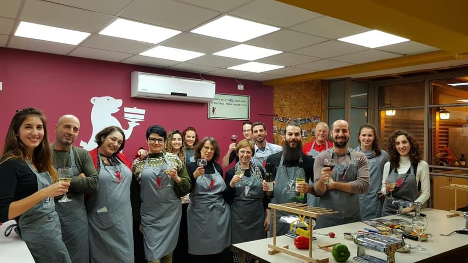 Italian cooking workshop