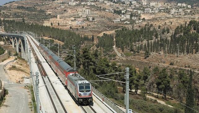 מסילת רכבת לירושלים