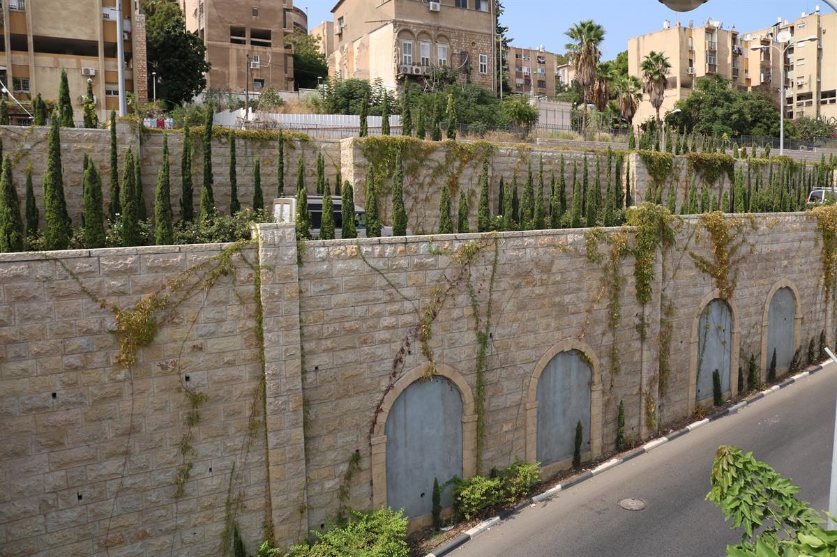 חיפה, אבן גבירול