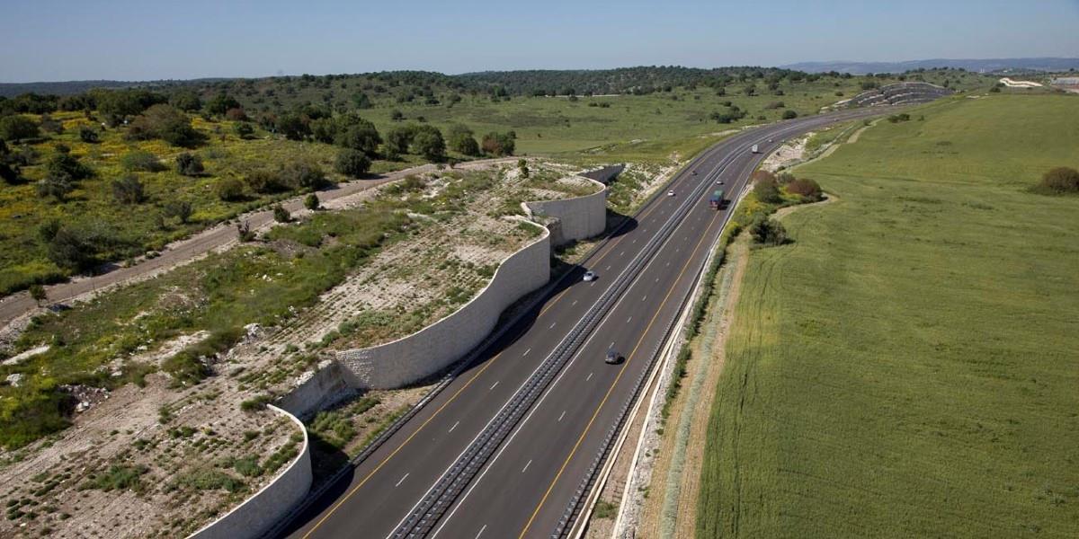 כביש  חוצה ישראל כביש 6