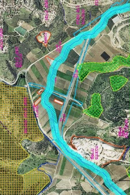 מבנים חקלאיים וסככות, זכרון יעקב, תכנית מתאר מפורטת